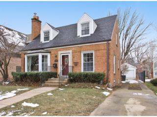 7066 N Moselle Avenue  , Chicago, IL 60646 (MLS #08873116) :: Organic Realty
