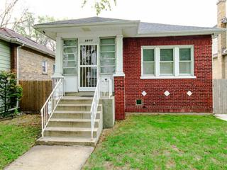 5805 W Patterson Avenue  , Chicago, IL 60634 (MLS #08921285) :: Organic Realty