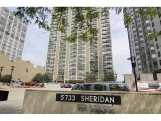 5733 N Sheridan Road  28B, Chicago, IL 60660 (MLS #08674571) :: Jameson Sotheby's International Realty