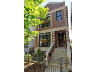 2131 W Melrose Street  , Chicago, IL 60618 (MLS #08676841) :: Jameson Sotheby's International Realty