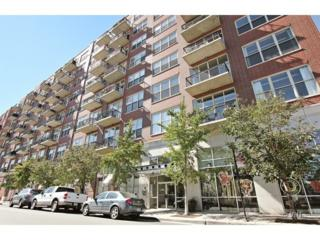 6 S Laflin Street  520, Chicago, IL 60607 (MLS #08678560) :: Jameson Sotheby's International Realty