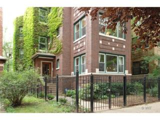 1442 W Jonquil Terrace  2, Chicago, IL 60626 (MLS #08728491) :: Jameson Sotheby's International Realty
