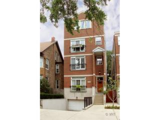 1232 W Chase Avenue  2, Chicago, IL 60626 (MLS #08728913) :: Jameson Sotheby's International Realty