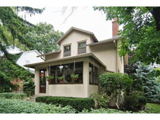 803  South Boulevard  , Evanston, IL 60202 (MLS #08730306) :: Jameson Sotheby's International Realty