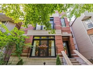 3822 N Damen Avenue  1, Chicago, IL 60618 (MLS #08732673) :: Jameson Sotheby's International Realty