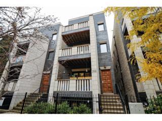 2918 N Damen Avenue  3, Chicago, IL 60618 (MLS #08759681) :: Jameson Sotheby's International Realty