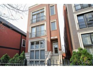 3616 N Damen Avenue  3, Chicago, IL 60618 (MLS #08763366) :: Jameson Sotheby's International Realty