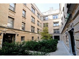 1364 W Greenleaf Avenue  3S, Chicago, IL 60626 (MLS #08770316) :: Jameson Sotheby's International Realty