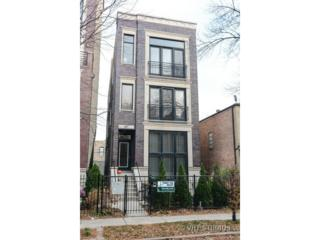 2937 N Damen Avenue  3, Chicago, IL 60618 (MLS #08771211) :: Jameson Sotheby's International Realty