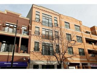 2046 W Belmont Avenue  2, Chicago, IL 60618 (MLS #08773582) :: Jameson Sotheby's International Realty
