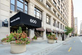 600 S Dearborn Street  404, Chicago, IL 60605 (MLS #08785403) :: Jameson Sotheby's International Realty