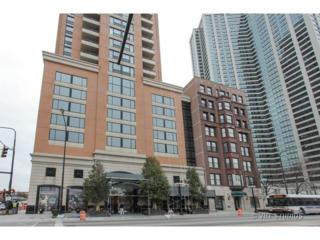 1160 S Michigan Avenue  3303, Chicago, IL 60605 (MLS #08787233) :: Jameson Sotheby's International Realty