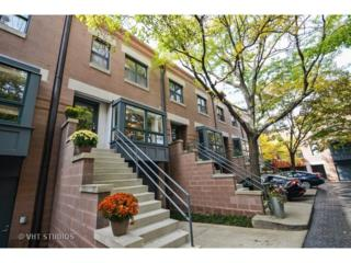 641 W Willow Street  140, Chicago, IL 60614 (MLS #08795477) :: Jameson Sotheby's International Realty