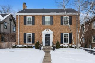 717  Maclean Avenue  , Kenilworth, IL 60043 (MLS #08814968) :: Jameson Sotheby's International Realty