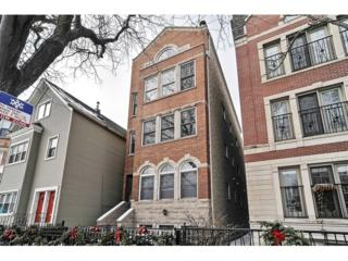 3308 N Damen Avenue  2, Chicago, IL 60618 (MLS #08824265) :: Jameson Sotheby's International Realty