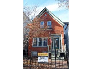 3328 N Hoyne Avenue  , Chicago, IL 60618 (MLS #08824377) :: Jameson Sotheby's International Realty