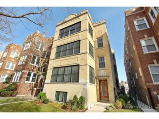 4927 N Washtenaw Avenue  3, Chicago, IL 60625 (MLS #08768645) :: Jameson Sotheby's International Realty