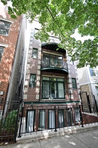 1522 N Cleveland Avenue  2, Chicago, IL 60610 (MLS #08698121) :: Jameson Sotheby's International Realty