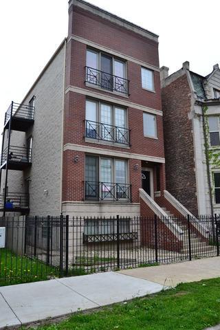 2215 W Washington Boulevard  3, Chicago, IL 60612 (MLS #08712423) :: Jameson Sotheby's International Realty