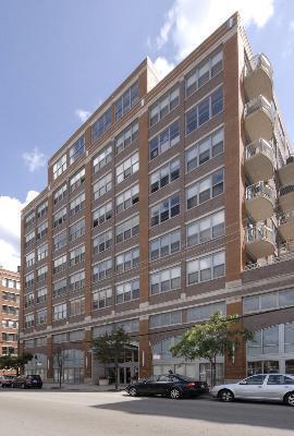 933 W Van Buren Street  912, Chicago, IL 60607 (MLS #08713073) :: Jameson Sotheby's International Realty