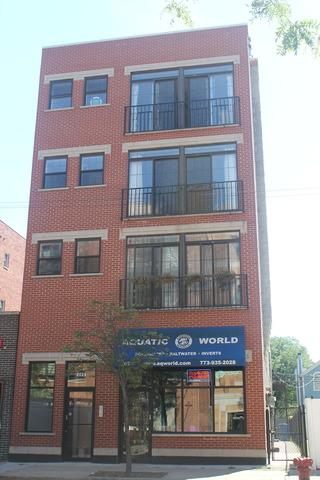 2029 W Belmont Avenue  3, Chicago, IL 60618 (MLS #08718164) :: Jameson Sotheby's International Realty