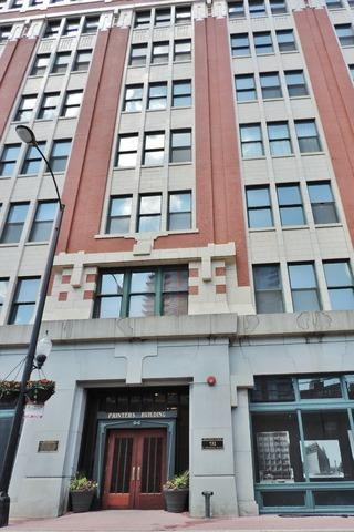 732 S Financial Place  101, Chicago, IL 60605 (MLS #08759222) :: Jameson Sotheby's International Realty