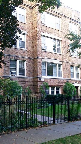 2016.5 W Greenleaf Avenue  G, Chicago, IL 60645 (MLS #08761706) :: Jameson Sotheby's International Realty