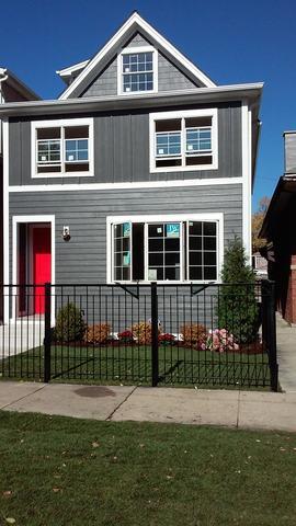 2238 W Winnemac Avenue  , Chicago, IL 60625 (MLS #08764029) :: Jameson Sotheby's International Realty