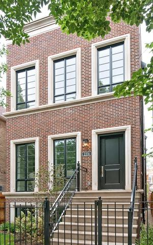 2231 N Southport Avenue  , Chicago, IL 60614 (MLS #08764853) :: Jameson Sotheby's International Realty