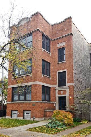 1615 W Catalpa Avenue  2, Chicago, IL 60640 (MLS #08766567) :: Jameson Sotheby's International Realty