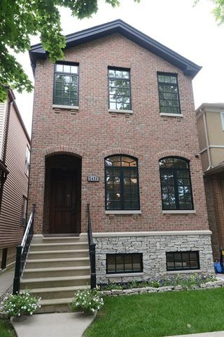 2456 W Hutchinson Street  , Chicago, IL 60618 (MLS #08774137) :: Jameson Sotheby's International Realty