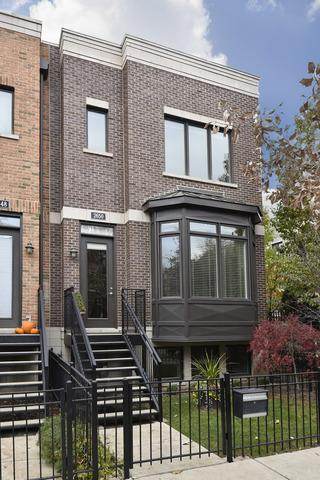 2650 N Paulina Street  , Chicago, IL 60614 (MLS #08786193) :: Jameson Sotheby's International Realty