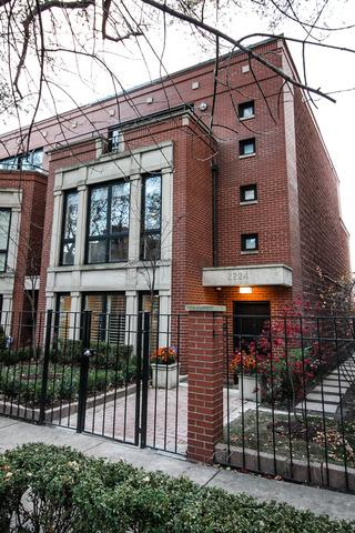 2224 N Wayne Avenue  , Chicago, IL 60614 (MLS #08788167) :: Jameson Sotheby's International Realty