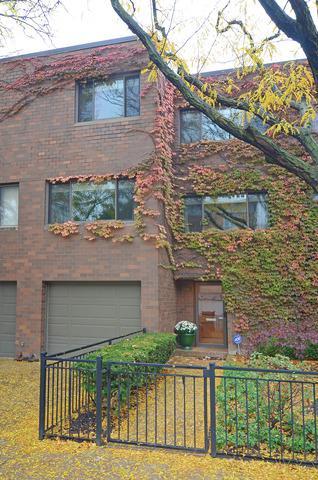 1706 N Larrabee Street  1706, Chicago, IL 60614 (MLS #08789514) :: Jameson Sotheby's International Realty