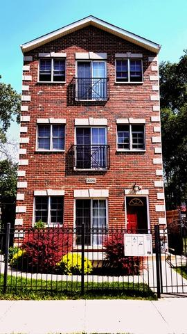 3028 W Polk Street  1, Chicago, IL 60612 (MLS #08789909) :: Jameson Sotheby's International Realty