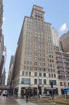 6 N Michigan Avenue  907, Chicago, IL 60602 (MLS #08801502) :: Jameson Sotheby's International Realty