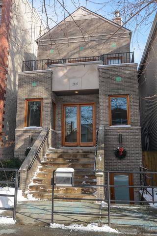 2637 N Wayne Avenue  , Chicago, IL 60614 (MLS #08814800) :: Jameson Sotheby's International Realty