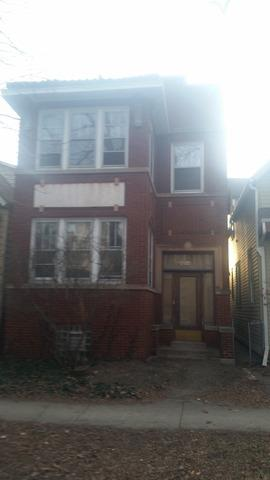 4544 N Claremont Avenue  , Chicago, IL 60625 (MLS #08876575) :: The Lifestyles By Joe Team