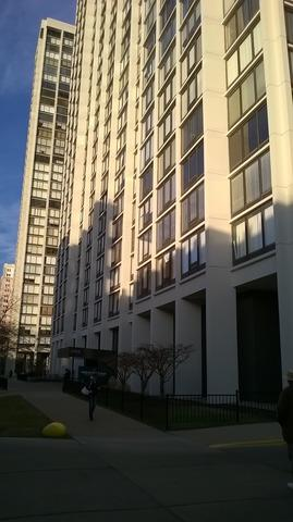 5445 N Sheridan Road  2506, Chicago, IL 60640 (MLS #08805728) :: Jameson Sotheby's International Realty