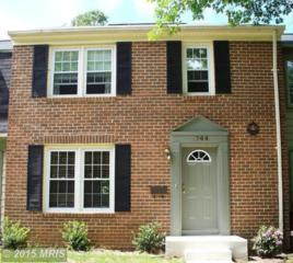 1744  Laurance Court  , Crofton, MD 21114 (#AA8543945) :: The Maryland Group of Long & Foster