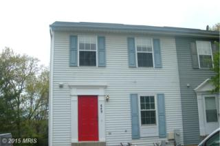 649  Realm Court W , Odenton, MD 21113 (#AA8616069) :: RE/MAX Premier