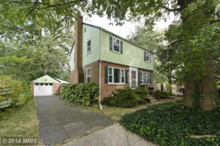 855  Frederick Street  , Arlington, VA 22205 (#AR8462500) :: Leo Pareja Team of Keller Williams Realty
