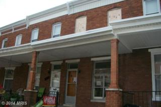 619  Mckewin Avenue  , Baltimore, MD 21218 (#BA8459827) :: The Abrams Group of Re/Max Town Center@ Park Potomac