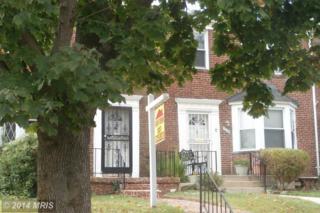 1547  Northgate Road  , Baltimore, MD 21218 (#BA8469069) :: Fulcrum Properties Group