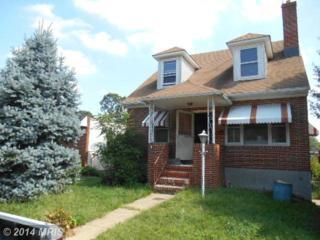 4413  Buchanan Avenue  , Baltimore, MD 21211 (#BA8469796) :: The Abrams Group of Re/Max Town Center@ Park Potomac