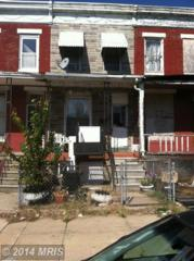 2218  E North Avenue  , Baltimore, MD 21213 (#BA8479099) :: The Maryland Group of Long & Foster