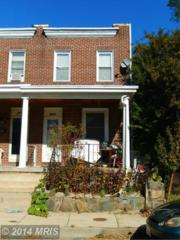 3214  Kingsley Street  , Baltimore, MD 21229 (#BA8492993) :: The Abrams Group of Re/Max Town Center@ Park Potomac