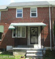 1111  Wicklow Road  , Baltimore, MD 21229 (#BA8508695) :: The Abrams Group of Re/Max Town Center@ Park Potomac