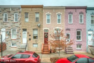 3728  Gough Street  , Baltimore, MD 21224 (#BA8514183) :: The Dailey Group
