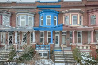 3220  Abell Avenue  , Baltimore, MD 21218 (#BA8557460) :: The Dailey Group